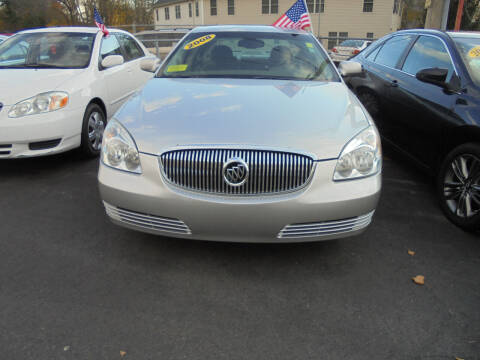 2008 Buick Lucerne for sale at Washington Street Auto Sales in Canton MA