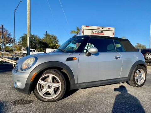 2009 MINI Cooper for sale at Blum's Auto Mart in Port Orange FL
