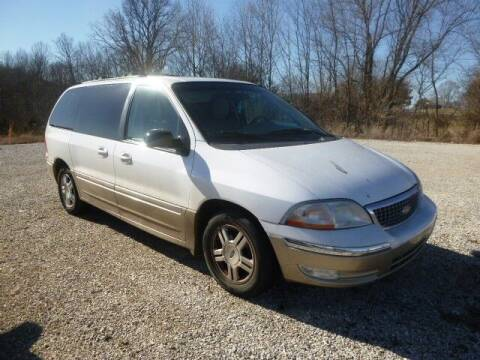 2001 Ford Windstar for sale at Gillie Hyde Auto Group in Glasgow KY