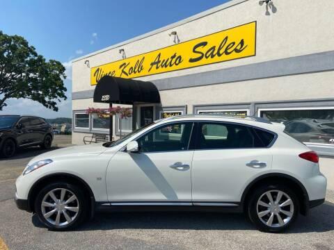 2017 Infiniti QX50 for sale at Vince Kolb Auto Sales in Lake Ozark MO