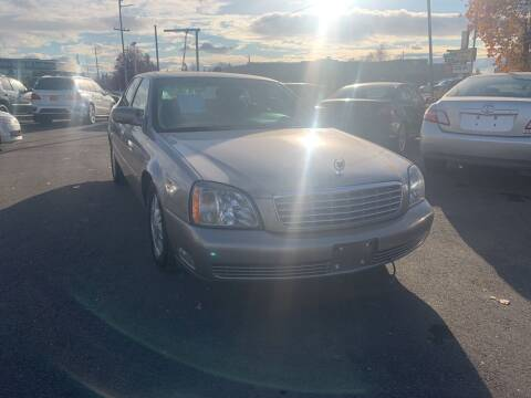 2004 Cadillac DeVille for sale at ALASKA PROFESSIONAL AUTO in Anchorage AK