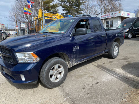 2019 RAM Ram Pickup 1500 Classic for sale at White River Auto Sales in New Rochelle NY