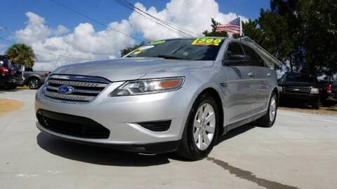 2012 Ford Taurus for sale at GP Auto Connection Group in Haines City FL