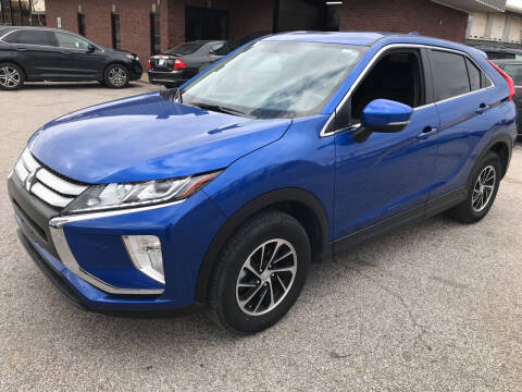 2020 Mitsubishi Eclipse Cross for sale at East Memphis Auto Center in Memphis TN