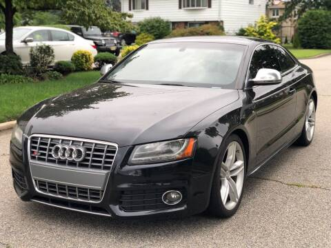 2009 Audi S5 for sale at MAGIC AUTO SALES in Little Ferry NJ