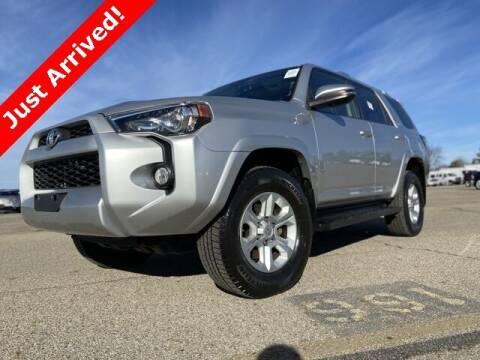 2014 Toyota 4Runner for sale at Mark Sweeney Buick GMC in Cincinnati OH