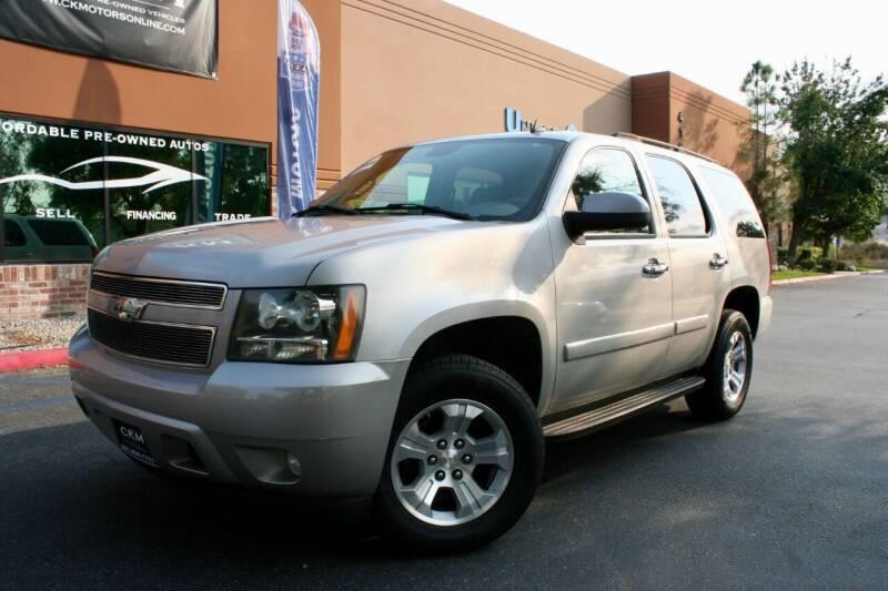 2007 Chevrolet Tahoe for sale at CK Motors in Murrieta CA