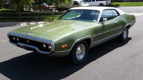 1972 Plymouth Satellite for sale at Haggle Me Classics in Hobart IN