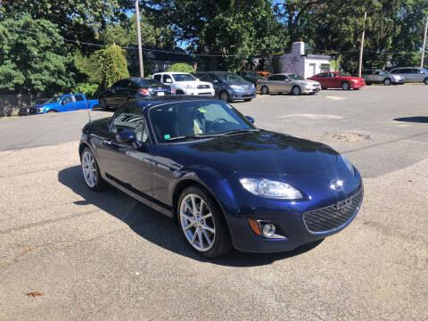 2010 Mazda MX-5 Miata for sale at Chris Auto Sales in Springfield MA
