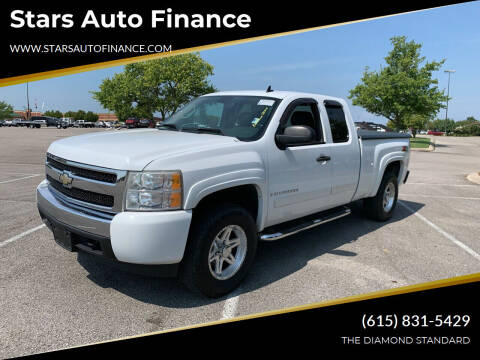 2007 Chevrolet Silverado 1500 for sale at Stars Auto Finance in Nashville TN