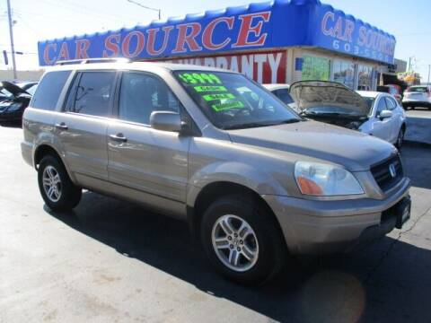 2003 Honda Pilot for sale at CAR SOURCE OKC - CAR ONE in Oklahoma City OK