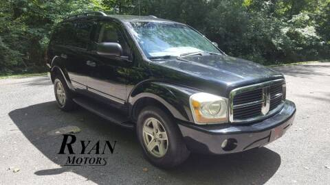 2005 Dodge Durango for sale at Ryan Motors LLC in Warsaw IN
