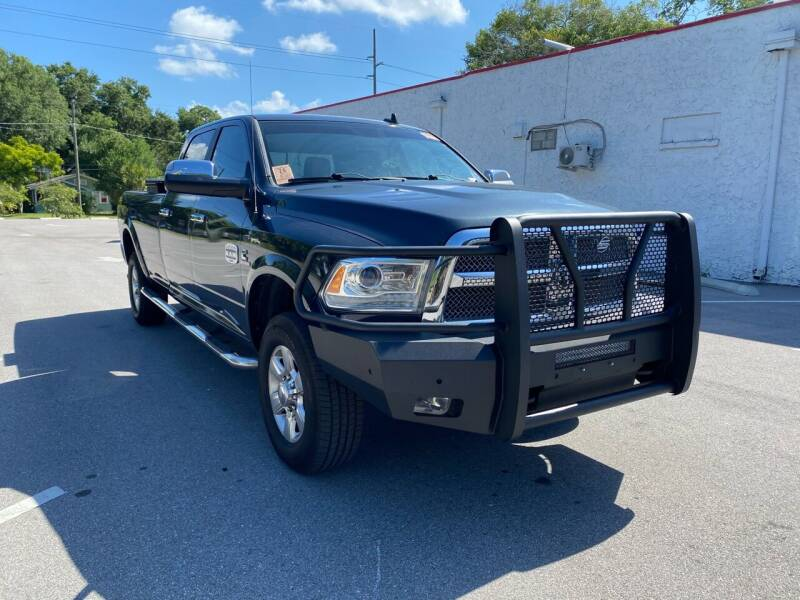 2015 RAM Ram Pickup 3500 for sale at LUXURY AUTO MALL in Tampa FL