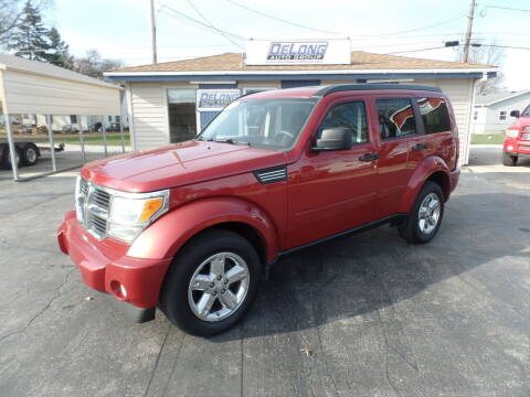 2008 Dodge Nitro for sale at DeLong Auto Group in Tipton IN