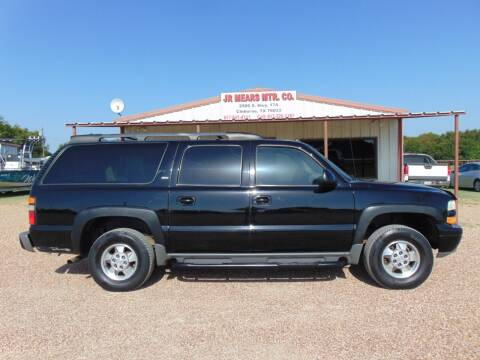 2005 Chevrolet Suburban for sale at Jacky Mears Motor Co in Cleburne TX