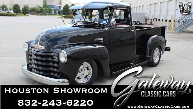 1949 Chevrolet 3100 for sale in Houston, TX
