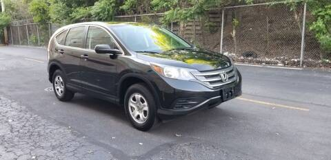 2014 Honda CR-V for sale at U.S. Auto Group in Chicago IL