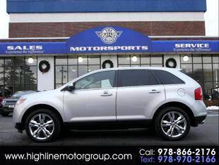2011 Ford Edge for sale at Highline Group Motorsports in Lowell MA