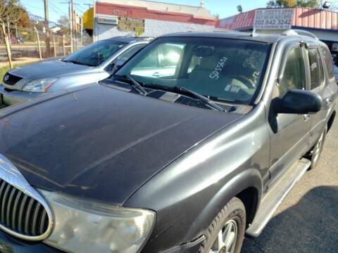 2006 Buick Rainier for sale at Jimmys Auto INC in Washington DC