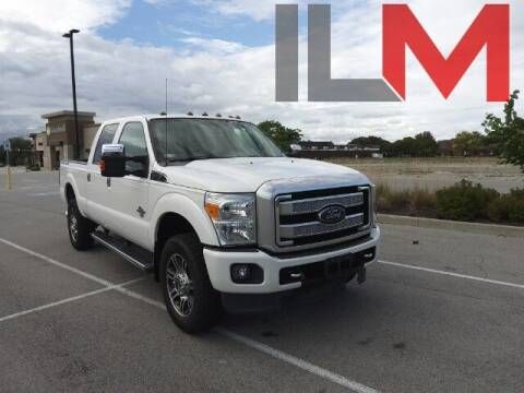 2015 Ford F-350 Super Duty for sale at INDY LUXURY MOTORSPORTS in Fishers IN