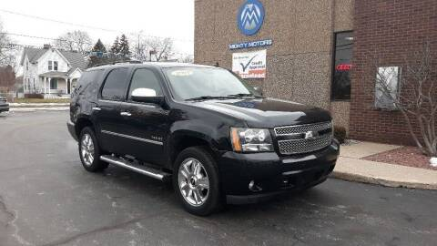 2009 Chevrolet Tahoe for sale at Mighty Motors in Adrian MI
