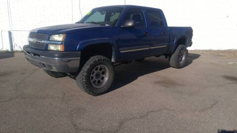 2004 Chevrolet Silverado 1500 for sale at Advantage Motorsports Plus in Phoenix AZ