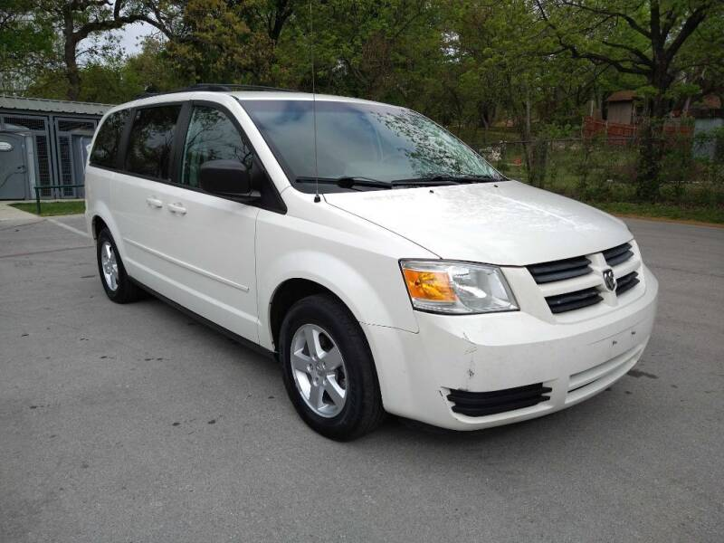 2010 Dodge Grand Caravan for sale at Thornhill Motor Company in Lake Worth TX