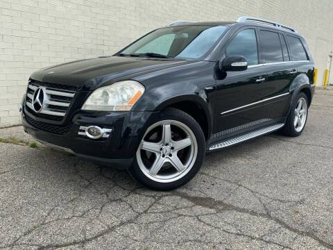 2008 Mercedes-Benz GL-Class for sale at Samuel's Auto Sales in Indianapolis IN