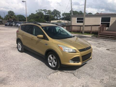 2014 Ford Escape for sale at Friendly Finance Auto Sales in Port Richey FL