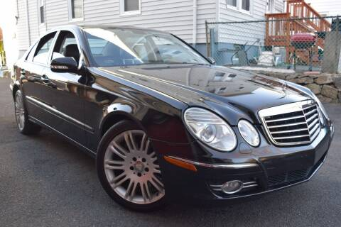 2008 Mercedes-Benz E-Class for sale at VNC Inc in Paterson NJ