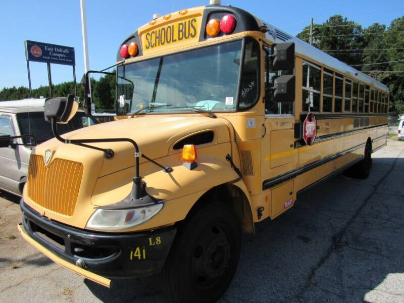 2010 IC Bus CE Series for sale at King of Auto in Stone Mountain GA