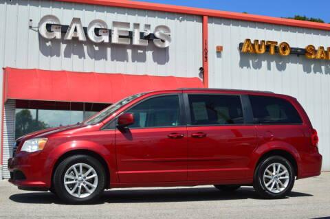 2014 Dodge Grand Caravan for sale at Gagel's Auto Sales in Gibsonton FL