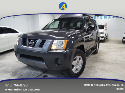 2006 Nissan Xterra for sale at Automaxx in Tampa FL