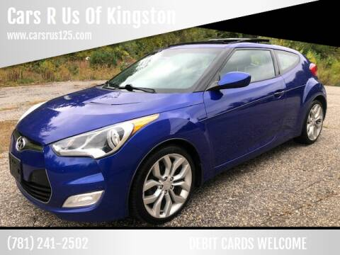 2013 Hyundai Veloster for sale at Cars R Us Of Kingston in Kingston NH