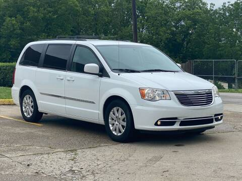 2014 Chrysler Town and Country for sale at Digital Auto in Lexington KY