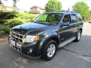 2008 Ford Escape Hybrid for sale at Inspec Auto in San Jose CA