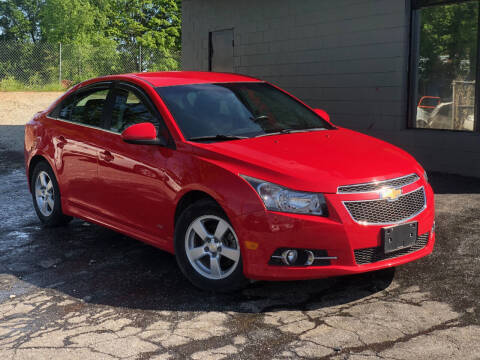 2014 Chevrolet Cruze for sale at TEAM AUTO SALES in Atlanta GA