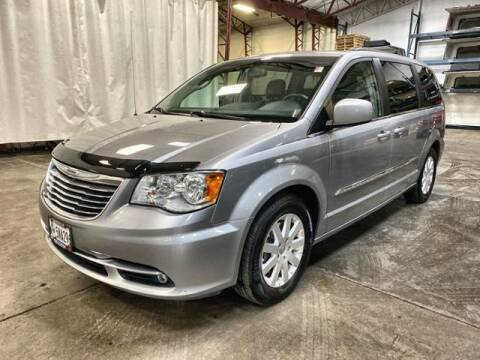 2016 Chrysler Town and Country for sale at Waconia Auto Detail in Waconia MN
