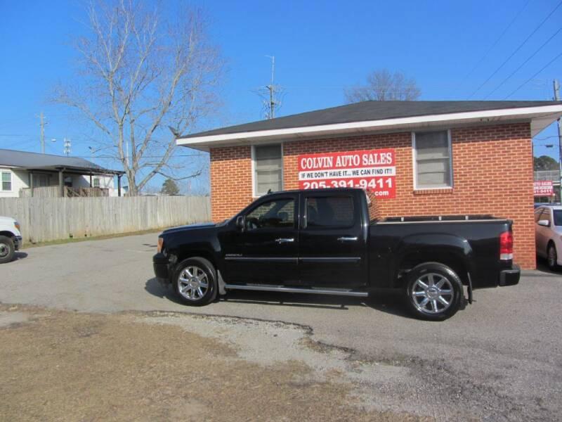 2011 GMC Sierra 1500 for sale at Colvin Auto Sales in Tuscaloosa AL