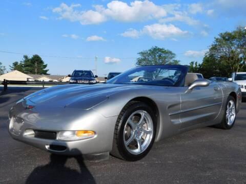 2001 Chevrolet Corvette for sale at Delaware Auto Sales in Delaware OH