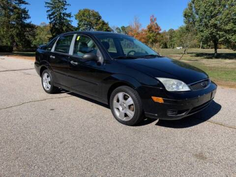 2007 Ford Focus for sale at 100% Auto Wholesalers in Attleboro MA