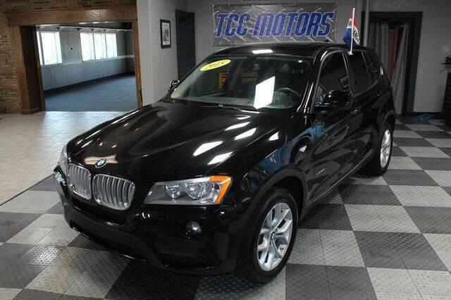 2013 BMW X3 for sale at TCC Motors in Farmington Hills MI