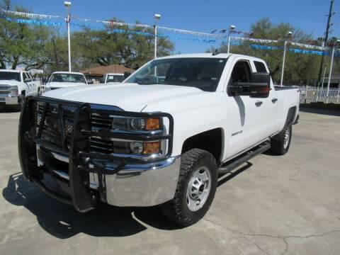 2018 Chevrolet Silverado 2500HD for sale at Lone Star Auto Center in Spring TX