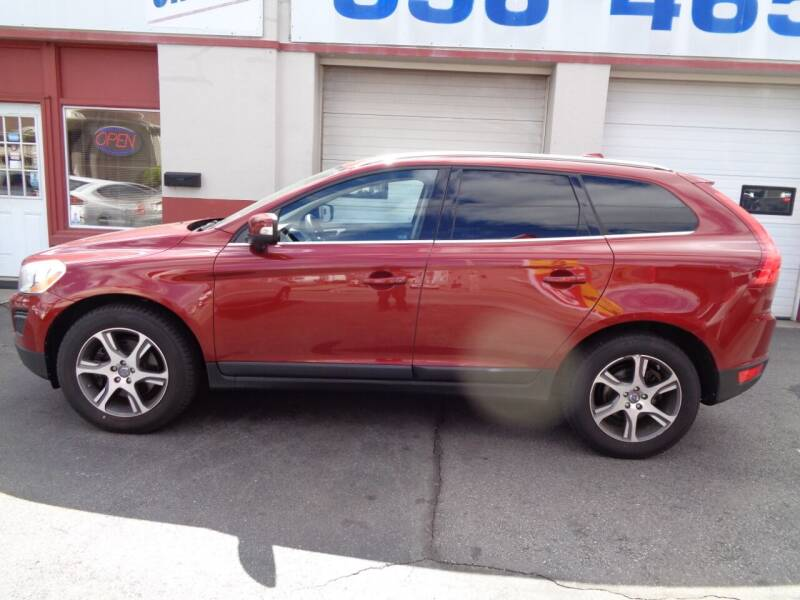 2011 Volvo XC60 for sale at Best Choice Auto Sales Inc in New Bedford MA