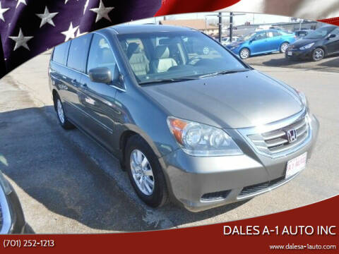 2008 Honda Odyssey for sale at Dales A-1 Auto Inc in Jamestown ND