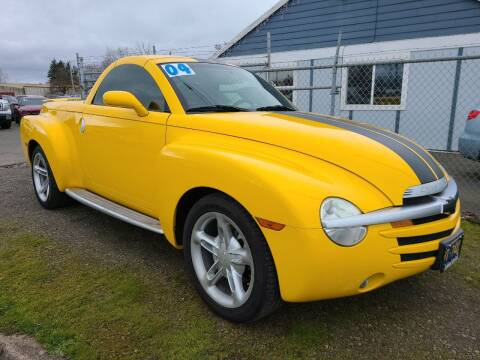 2004 Chevrolet SSR for sale at Universal Auto Sales in Salem OR