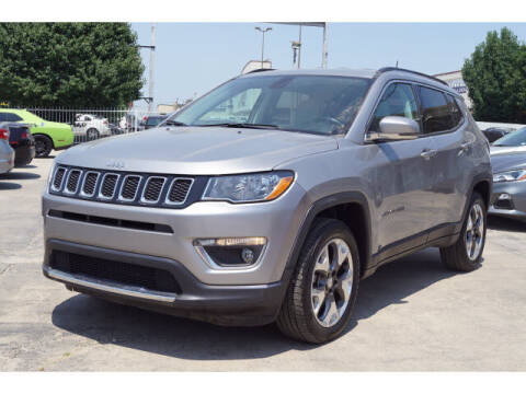 2020 Jeep Compass for sale at Watson Auto Group in Fort Worth TX