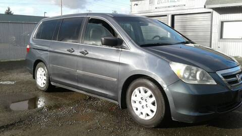 2005 Honda Odyssey for sale at Car Guys in Kent WA