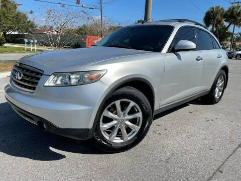 2008 Infiniti FX35 for sale at CHECK  AUTO INC. in Tampa FL