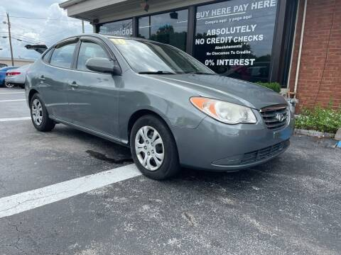 2010 Hyundai Elantra for sale at Guidance Auto Sales LLC in Columbia TN